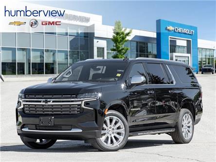 2021 Chevrolet Suburban Premier (Stk: 21SU013) in Toronto - Image 1 of 25