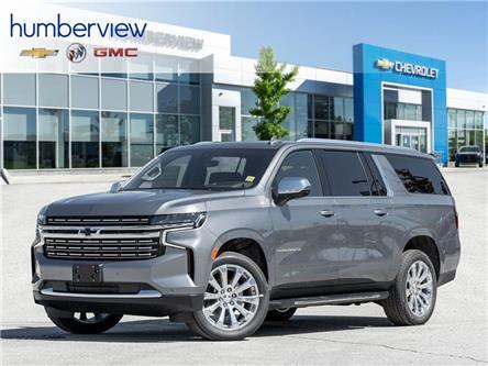 2021 Chevrolet Suburban Premier (Stk: 21SU018) in Toronto - Image 1 of 25