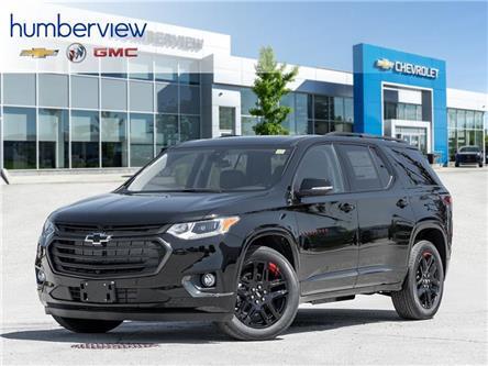 2021 Chevrolet Traverse Premier (Stk: 21TZ019) in Toronto - Image 1 of 25