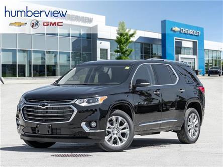 2021 Chevrolet Traverse Premier (Stk: 21TZ020) in Toronto - Image 1 of 25