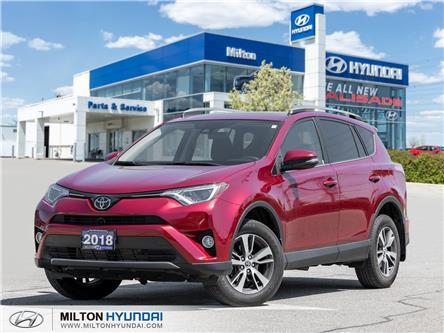 2018 Toyota RAV4 XLE (Stk: 776230) in Milton - Image 1 of 22