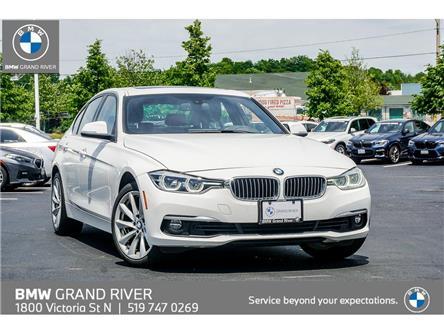 2017 BMW 330i xDrive (Stk: PW5651A) in Kitchener - Image 1 of 17