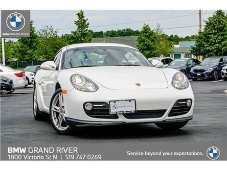 2010 Porsche Cayman Base (Stk: 9122A) in Kitchener - Image 1 of 24