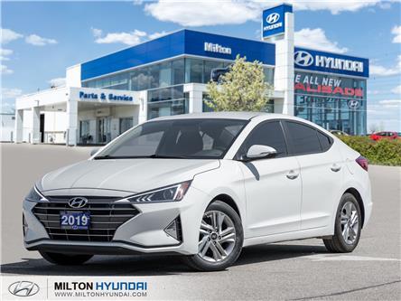 2019 Hyundai Elantra Preferred (Stk: 853790) in Milton - Image 1 of 20