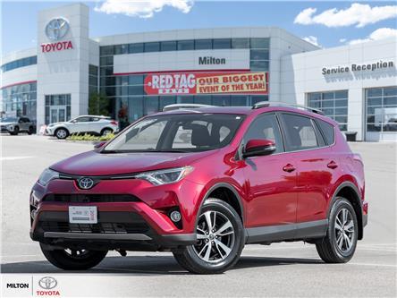 2018 Toyota RAV4 XLE (Stk: 408926) in Milton - Image 1 of 23