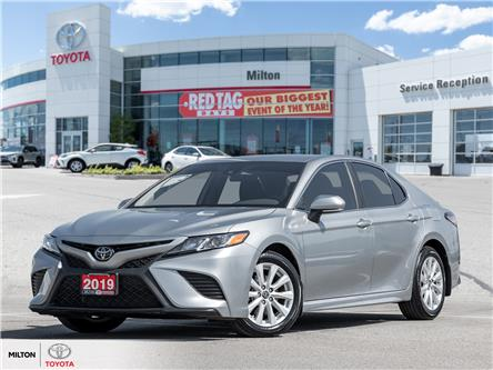 2019 Toyota Camry SE (Stk: 755507) in Milton - Image 1 of 21