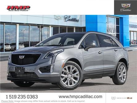 2021 Cadillac XT5 Sport (Stk: 90982) in Exeter - Image 1 of 23