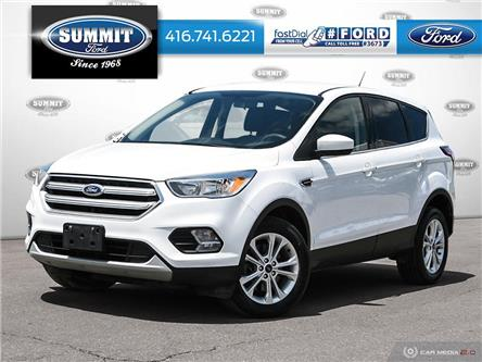 2017 Ford Escape SE (Stk: P22219) in Toronto - Image 1 of 27