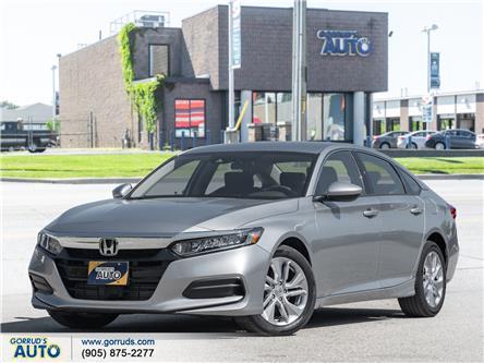 2019 Honda Accord LX 1.5T (Stk: 807074) in Milton - Image 1 of 21