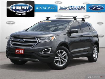 2018 Ford Edge SEL (Stk: PL22195) in Toronto - Image 1 of 27