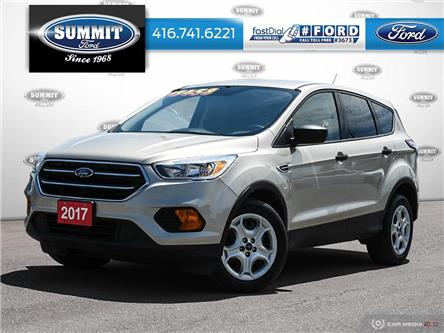 2017 Ford Escape S (Stk: P22194) in Toronto - Image 1 of 27