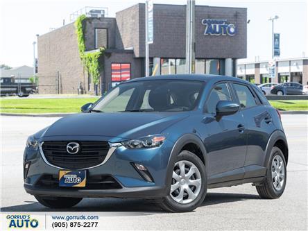 2019 Mazda CX-3 GX (Stk: 447815) in Milton - Image 1 of 20