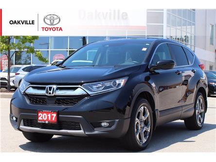 2017 Honda CR-V EX-L (Stk: LP2501) in Oakville - Image 1 of 18