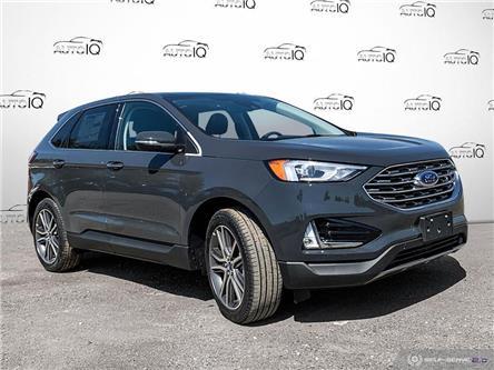 2021 Ford Edge Titanium (Stk: S1324) in St. Thomas - Image 1 of 27