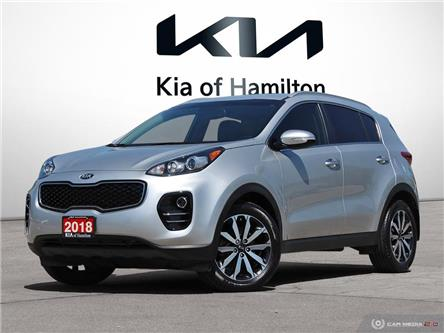 2018 Kia Sportage EX (Stk: SP21076A) in Hamilton - Image 1 of 28