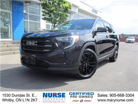2019 GMC Terrain SLE (Stk: 21P136A) in Whitby - Image 1 of 30