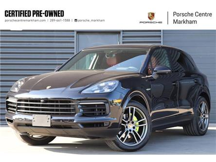 2019 Porsche Cayenne E-Hybrid Base (Stk: PU0099) in Markham - Image 1 of 22