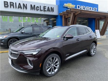 2021 Buick Envision Avenir (Stk: M6201-21) in Courtenay - Image 1 of 17