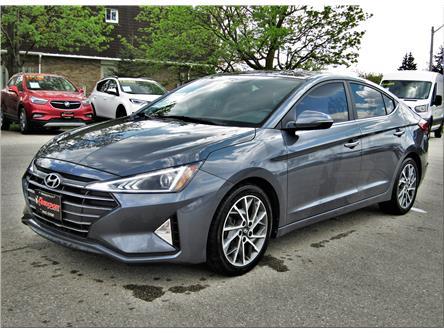 2019 Hyundai Elantra Luxury (Stk: 1685) in Orangeville - Image 1 of 26