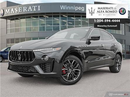 2021 Maserati Levante GranSport (Stk: 372322) in Winnipeg - Image 1 of 27