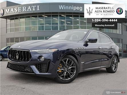 2021 Maserati Levante GranSport (Stk: 372734) in Winnipeg - Image 1 of 27