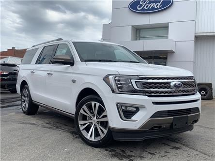 2021 Ford Expedition Max King Ranch (Stk: 021143) in Parry Sound - Image 1 of 28