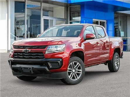 2021 Chevrolet Colorado WT (Stk: M355) in Chatham - Image 1 of 22
