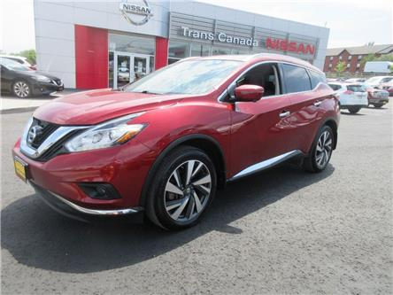 2017 Nissan Murano  (Stk: 91964A) in Peterborough - Image 1 of 27