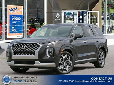 2021 Hyundai Palisade Ultimate Calligraphy w/Beige Interior (Stk: 121-195) in Huntsville - Image 1 of 23