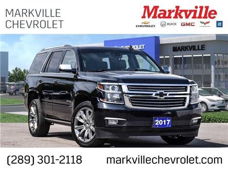 2017 Chevrolet Tahoe Premier (Stk: 348618A) in Markham - Image 1 of 29