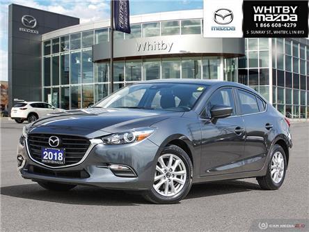 2018 Mazda Mazda3 GS (Stk: P17804) in Whitby - Image 1 of 27