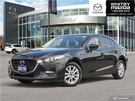 2018 Mazda Mazda3 GS (Stk: P17811) in Whitby - Image 1 of 27