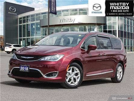 2018 Chrysler Pacifica Touring-L Plus (Stk: 210266A) in Whitby - Image 1 of 27