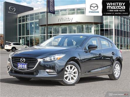 2018 Mazda Mazda3 Sport GS (Stk: P17807) in Whitby - Image 1 of 27