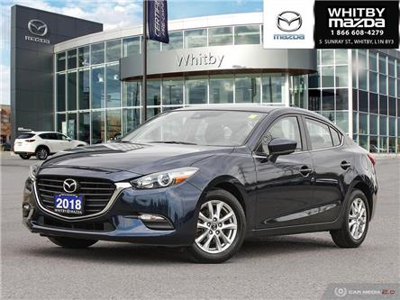 2018 Mazda Mazda3 GS (Stk: 210040A) in Whitby - Image 1 of 27