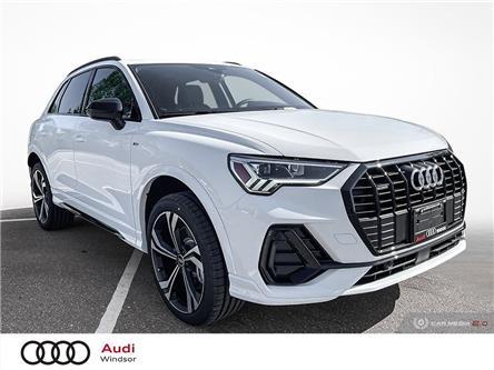 2021 Audi Q3 45 Technik (Stk: 21206) in Windsor - Image 1 of 30