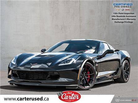 2019 Chevrolet Corvette Grand Sport (Stk: 5677U) in Calgary - Image 1 of 27