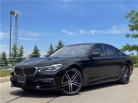 2019 BMW 750i xDrive (Stk: P1833-1) in Barrie - Image 1 of 19