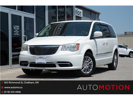 2013 Chrysler Town & Country Touring-L (Stk: 21982) in Chatham - Image 1 of 24