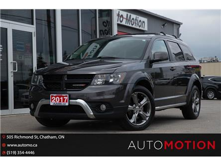 2017 Dodge Journey Crossroad (Stk: 21987) in Chatham - Image 1 of 25
