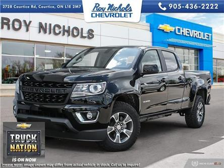 2021 Chevrolet Colorado Z71 (Stk: X418) in Courtice - Image 1 of 22