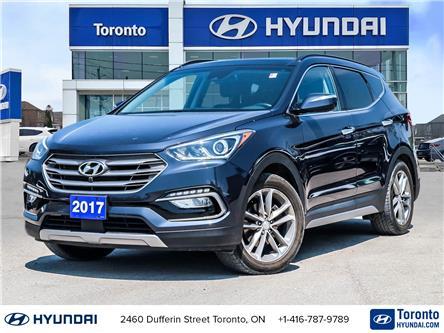 2017 Hyundai Santa Fe Sport  (Stk: U07145) in Toronto - Image 1 of 30