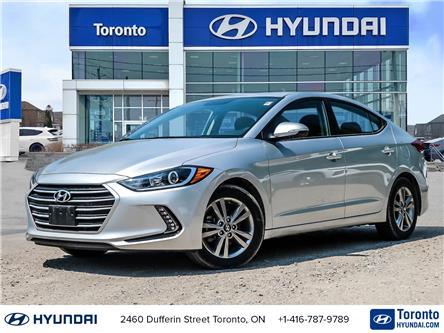 2018 Hyundai Elantra GL (Stk: U07159) in Toronto - Image 1 of 28