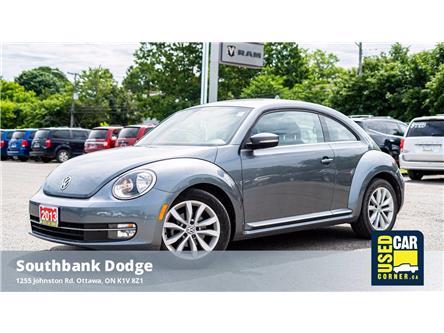 2013 Volkswagen Beetle  (Stk: P923150) in OTTAWA - Image 1 of 21