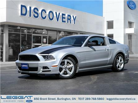 2013 Ford Mustang  (Stk: 13-25430-T) in Burlington - Image 1 of 17