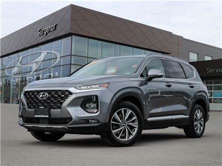 2019 Hyundai Santa Fe Preferred 2.4 (Stk: P41093) in Ottawa - Image 1 of 28