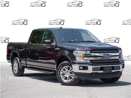 2019 Ford F-150 Lariat (Stk: 603081) in St. Catharines - Image 1 of 21