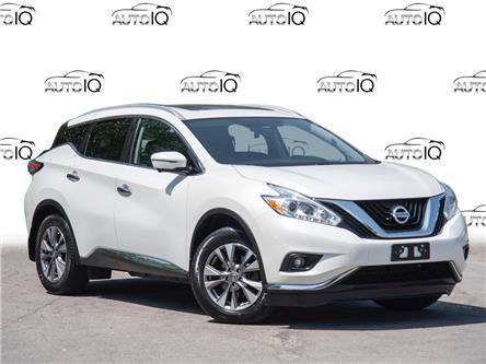 2016 Nissan Murano SL (Stk: 50-195X) in St. Catharines - Image 1 of 24