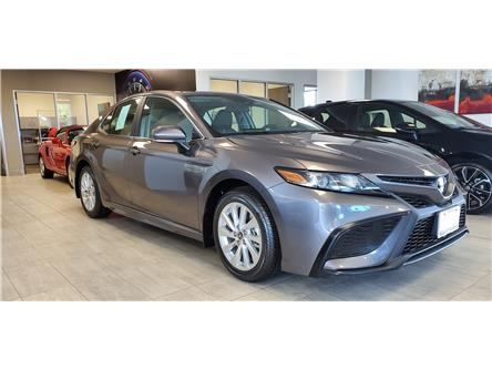 2021 Toyota Camry SE (Stk: 61706) in Sarnia - Image 1 of 9