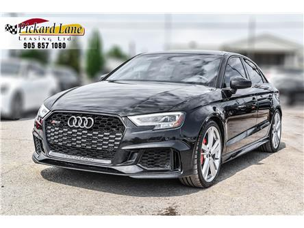 2018 Audi RS 3 2.5T (Stk: 902919) in Bolton - Image 1 of 19